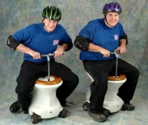 Commode Riders