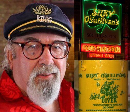 JOHN COFIELD'S OXFORD & OLE MISS – SILKY SULLIVAN