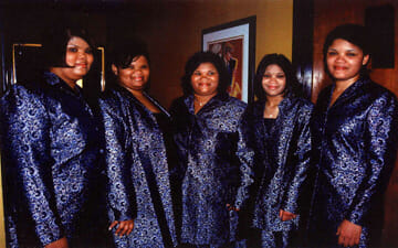 The Jones Sisters