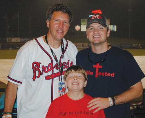 CJ and Scott Steele