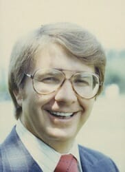 Larry Speaks in 1976