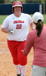 Londen Ladner went a combined 4-6 with five RBIs, four runs and a home run Tuesday.
