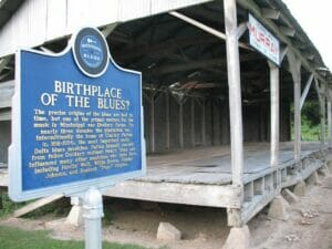 Bolivar County, Mississippi is the Birthplace of the Blues.