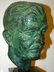Faulkner Bust
