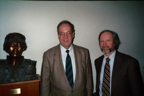 Manfred Rommel & Larry Wells
