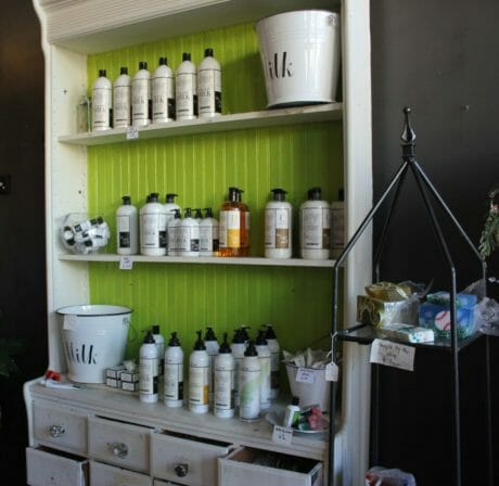 The Milk brand of bathing products are luxurious and affordable.