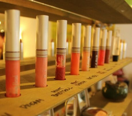 Choose a lip color (or have her pick it out for those who want to avoid possible letdowns) for $22.