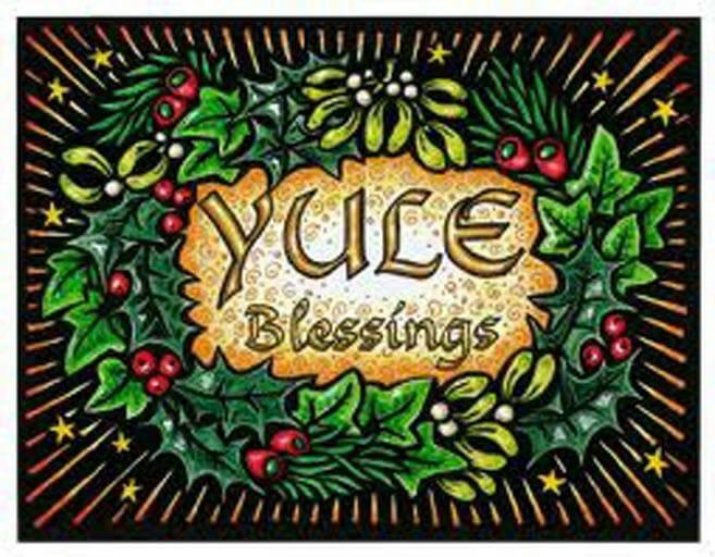 yule blessings
