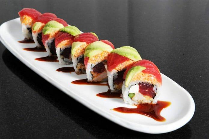 photo courtesy of Mr. Phat's Sushi & Wok