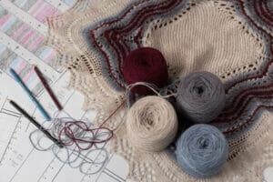 HapShawl knit1oxford