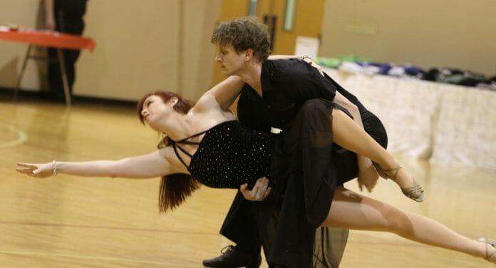 Robbie & Tammy Bolero courtesy of The Dance Studio 2013