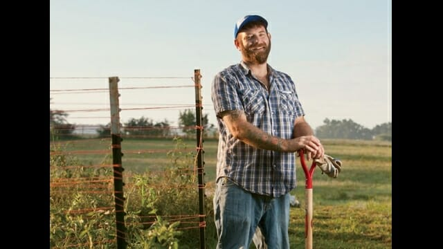 Mike Lewis, courtesy of Farm Flavors