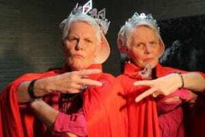 The King Twin Rappers - Kat & Margaret King