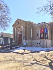 Carnegie Visual Arts Center