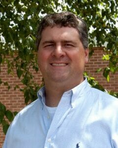 Superintendent Brian Harvey