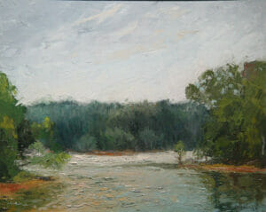 River at Sardis by Benny Melton