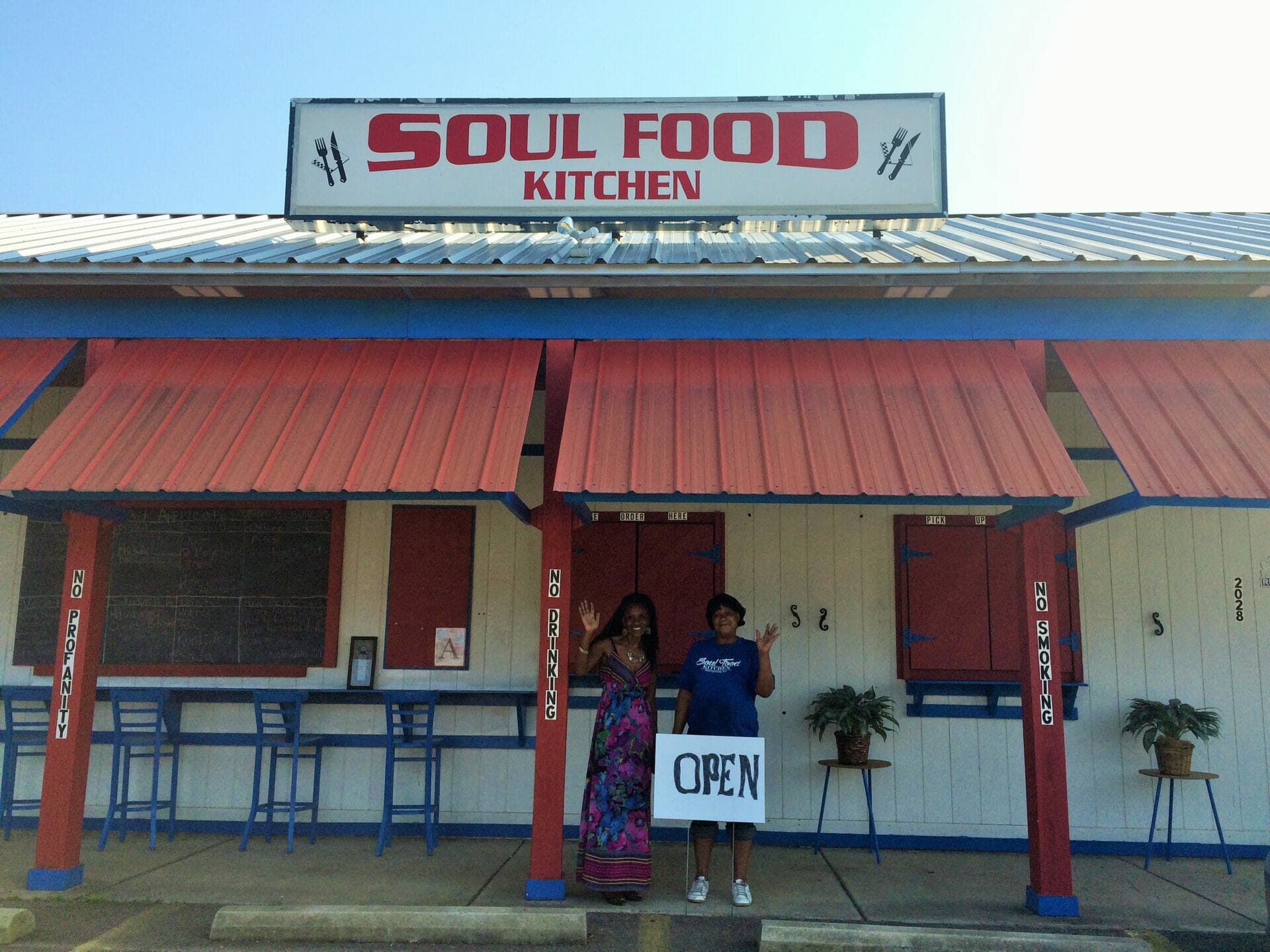 Feed Your Soul At The Soul Food Kitchen Hottytoddy