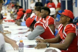 Photo by Joshua McCoy with Ole Miss Athletics