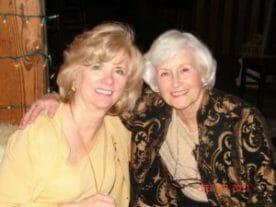 Ginger Pepper and Louanne Cossar
