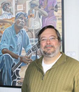 YAC Director Wayne Andrews  Photo by Jeff McVay