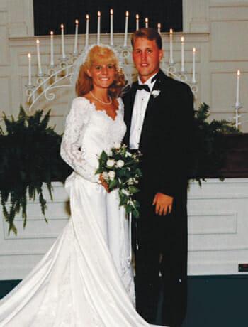 freeze and jill wedding