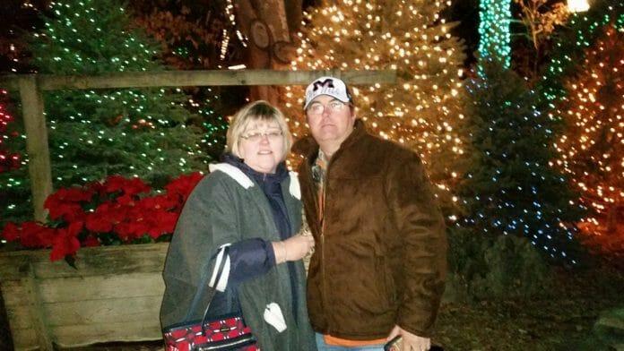 Vickie and Gene Newton