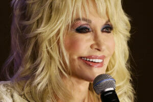Beloved actress and singer, Dolly Parton
