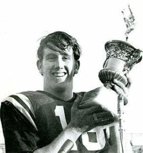 Archie Manning at the 1970 Sugar Bowl. Photo: Forever Ole Miss
