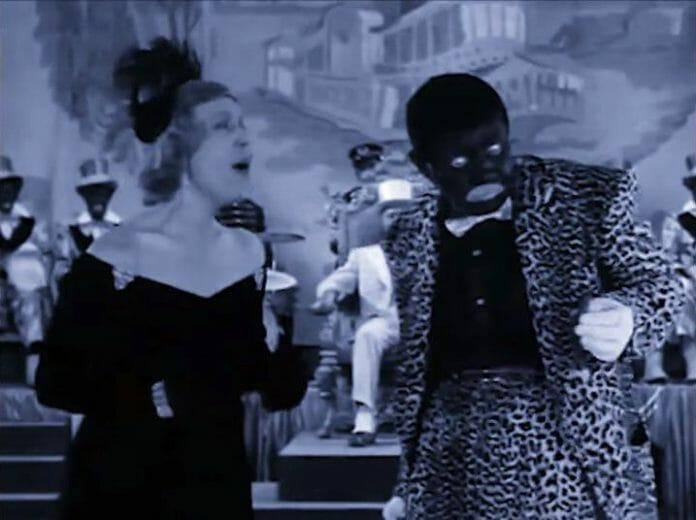 Actor Cotton Watts in Yes Sir, Mr. Bones (1951)