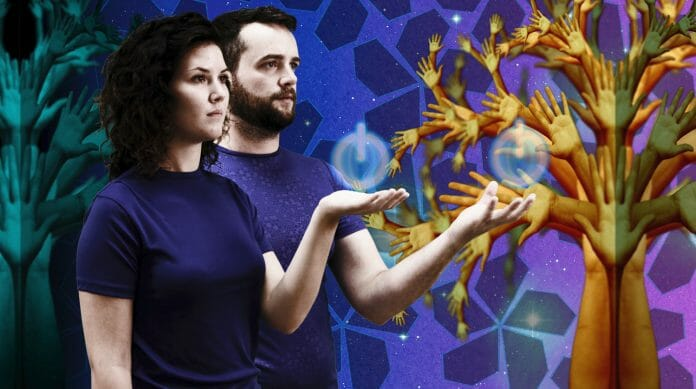 The experimental winner 'Cybergenesis' will screen on Sunday at the Mary C. O'Keefe Cultural Arts Center in Ocean Springs.