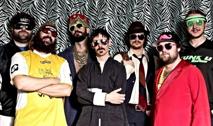 Mustache The Band will perform on February 13 at the Lyric Oxford.