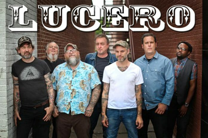 The Memphis-based band, Lucero, is set to play Thacker Mountain Radio Hour as well as a full set at the Lyric Oxford on Thursday night. Photo courtesy of Lucero