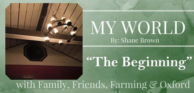 ShaneBrown_Beginning