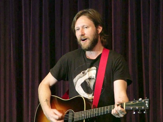 Southaven musician Cory Branan will be the opening act for the 2016 Double Decker Arts Festival this Friday at 6 p.m. followed by the Thacker Mountain Radio Hour where he'll also perform.