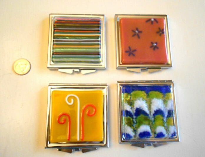 Lemondrop Glass/Booth 174