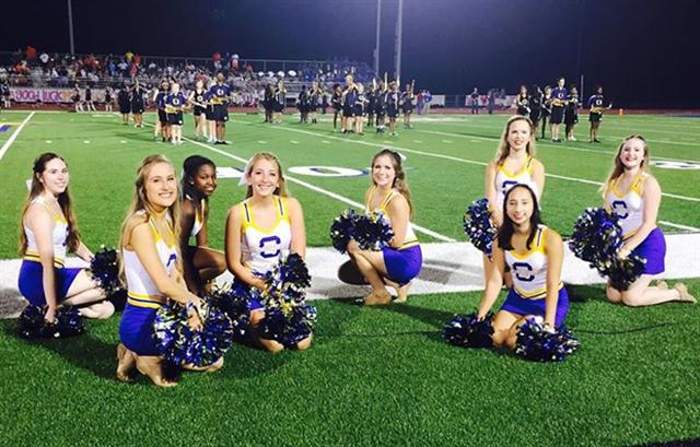Image from OHS Dance Team photo gallery.