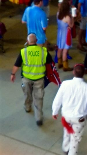 Photo Credit: Facebook Page - The Unsafe Space - Ole Miss