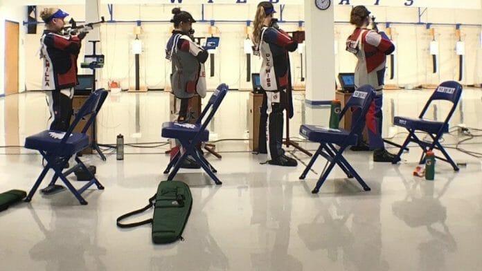 Ole Miss Rifle Team