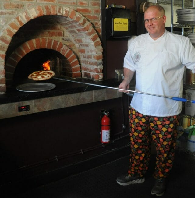 Dutch Tribecca Allie pizza oven