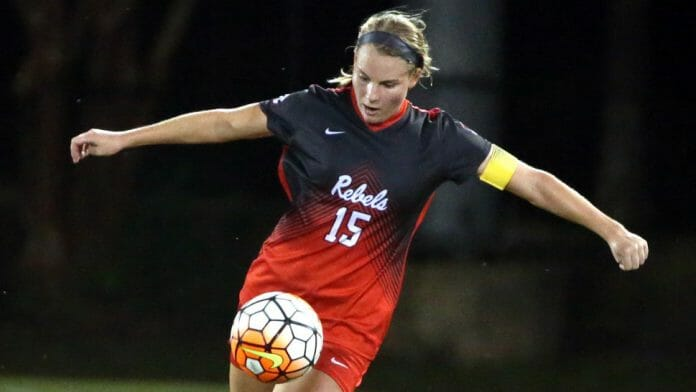 Jessica Hiskey is returning to Ole Miss