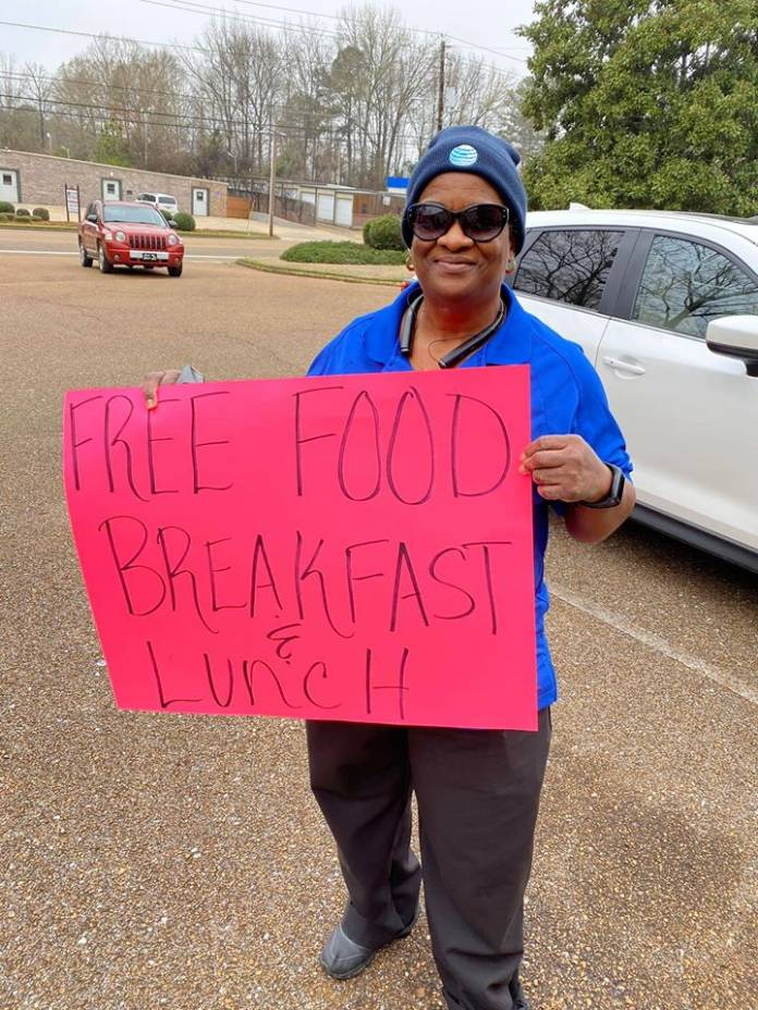 Oxford, Lafayette School District Serve Almost 40K Meals