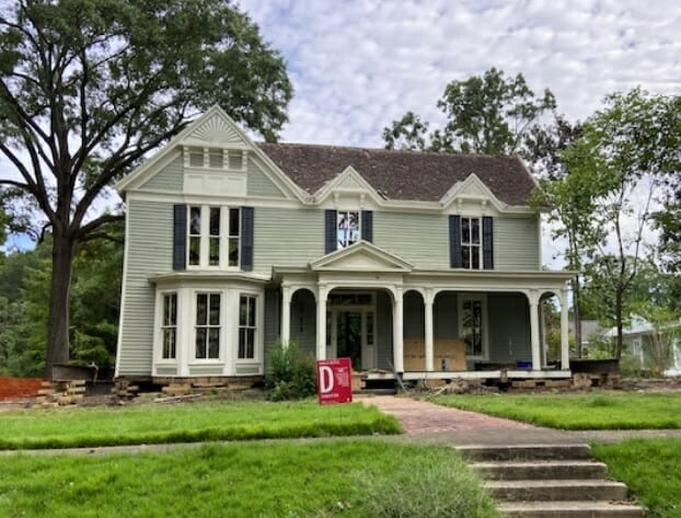 Request to Demolish 1890 Home Not Sitting Well with Historic Preservation Commissioners