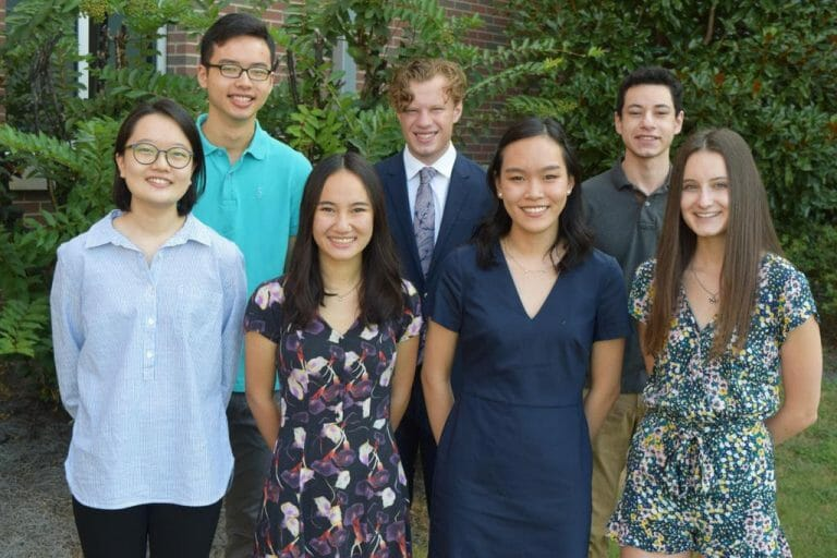 Seven OHS Students Named National Merit Scholarship Semifinalists