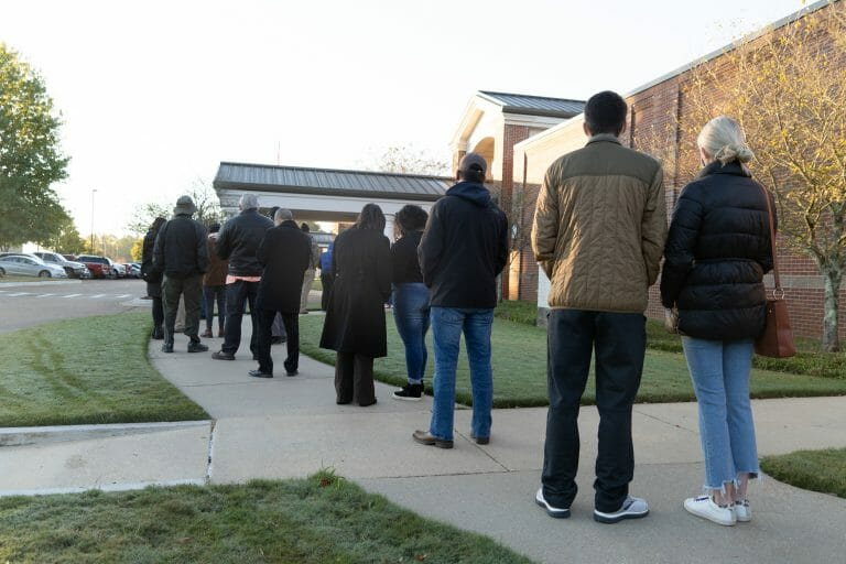 Rocky Start Leads to Big Finish for Lafayette County Election Day