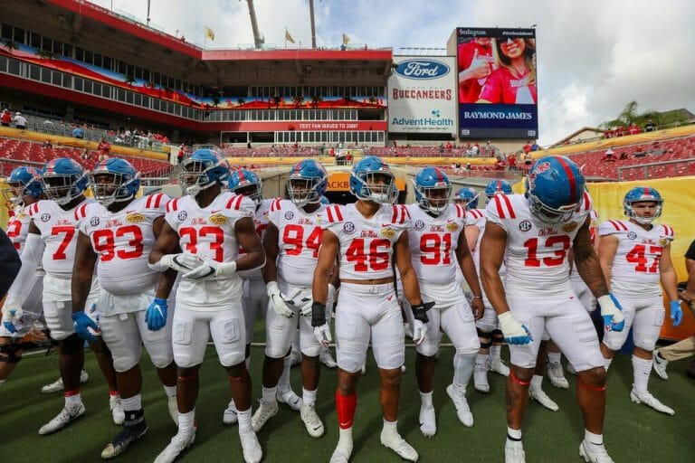 Ole Miss is Already Ranked Top 25 for 2021 in Way-Too-Early Polls