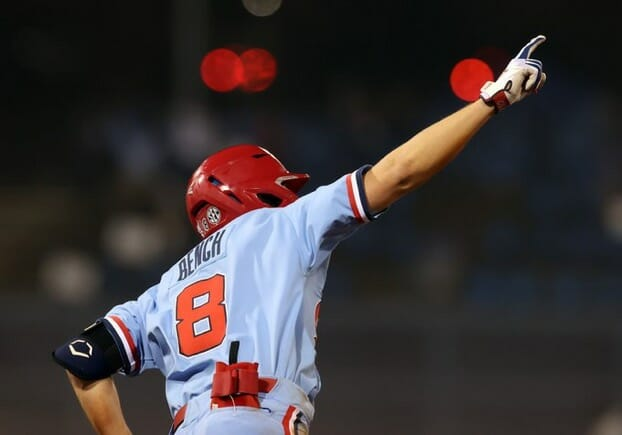 No. 3 Ole Miss Comes up Short Against No. 15 Florida to Drop Series