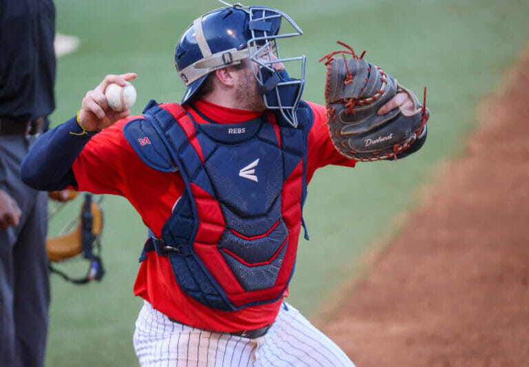 No. 6 Ole Miss Falls to No. 4 Mississippi State in Series Finale