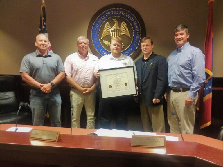 Lafayette Fire Chief Recognized for Executive Fire Officer Certification