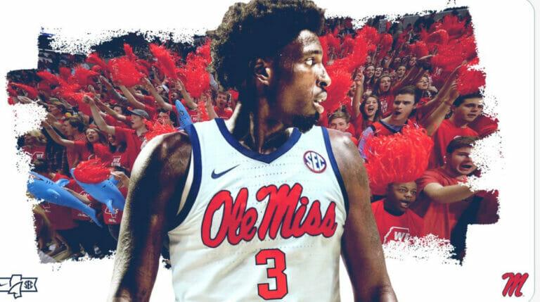 Ole Miss Basketball Adds Grad Transfer Nysier Brooks