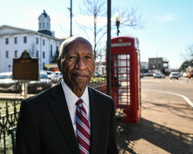 Ward 5 Oxford Alderman Candidate Preston Taylor Q&A